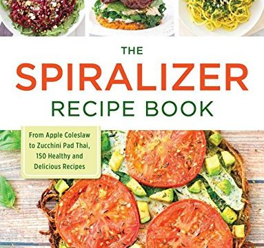 spiralizerrecipebook