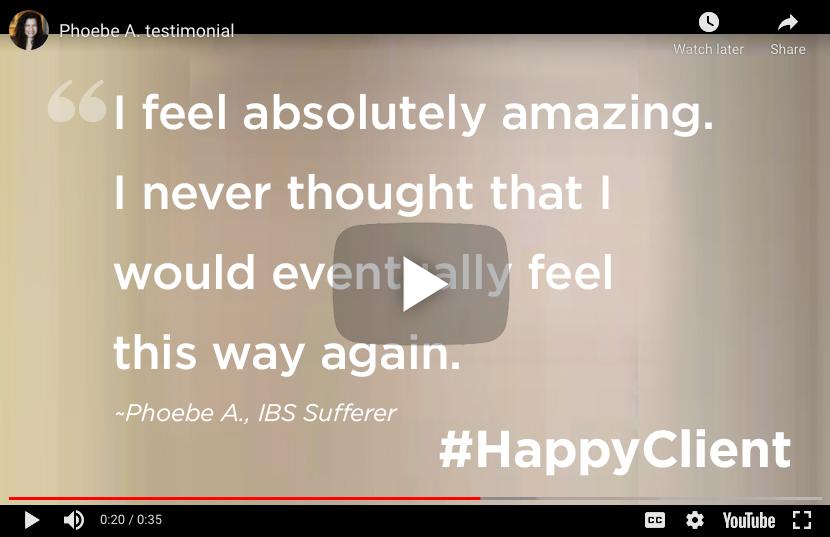 Elizabeth Yarnell Testimonials Video